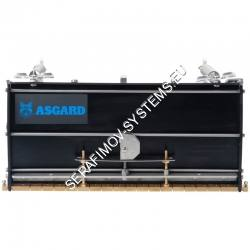 Кутия за шпакловане ASGARD POWER ASSIST® FINISHING BOX 10 inch PA10AD