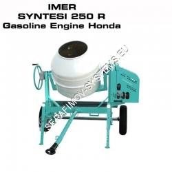 Бетонобъркачка IMER SYNTESI 250 R Gasoline Engine Honda