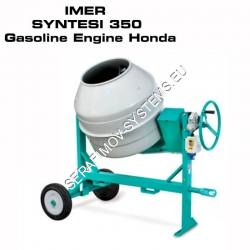 Бетонобъркачка IMER SYNTESI 350 Gasoline Engine Honda