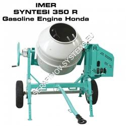 Бетонобъркачка IMER SYNTESI 350 R Gasoline Engine Honda