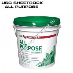 Шпакловка USG SHEETROCK ALL PURPOSE фина