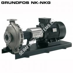 Grundfos NK NKG Едностъпални стандартни помпи