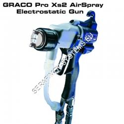 GRACO Pro Xs™2 AirSpray Electrostatic Spray Guns