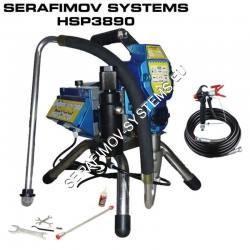 Машина за боядисване SERAFIMOV SYSTEMS HSP3890 class=