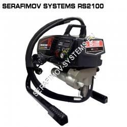 Машина за боядисване SERAFIMOV SYSTEMS RS2100 class=