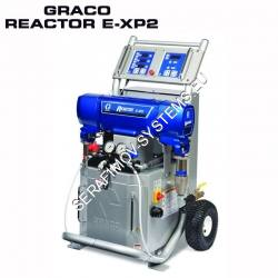 Машина за пяна и полиуреа GRACO REACTOR™ E XP2