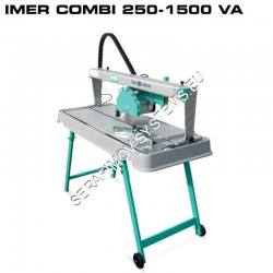 Tile and faience cutting machine IMER COMBI 2501500 VA