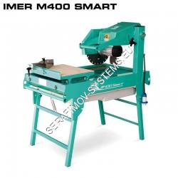 Machine for cutting bricks and natural stone IMER M400 SMART