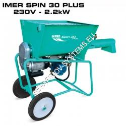Construction mixer IMER SPIN 30 PLUS 230 V 2.2 kW